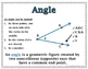 Angles - Classifications Pairs Parallel Lines Relationship