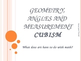 Geometry, Angles and Measurement in Art