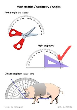Geometry Angles (pictures)