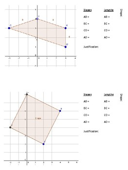 Geometry Applications of Parallel and Perpendicular Lines