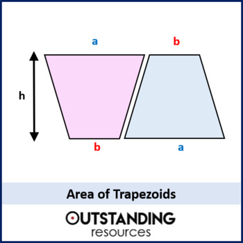 Geometry: Area 5 - Area of Trapezoids (+ lots of resources)