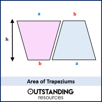 Geometry: Area 5 - Area of a Trapeziums (+ lots of resources)