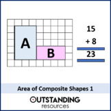 Geometry: Area 6 - Compound Area / Compound Shapes
