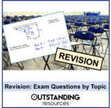 Area Exam Questions (with answers)