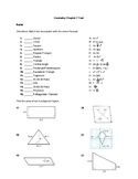 Geometry Area Test