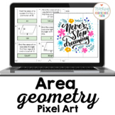 Geometry Area of Rectangles, Squares, Triangles, Parallelo