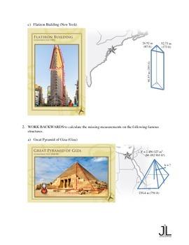 Geometry Around the World:  3D Volume
