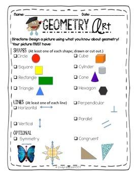 Geometry Art