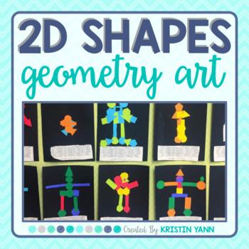 Geometry Art - 2D Shapes