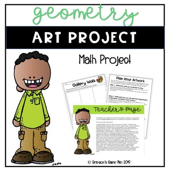 Geometry Art Project