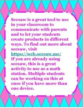 Geometry Art for Seesaw