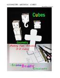 Geometry: Artistic Cubes
