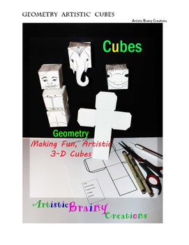 Geometry: Artistic Cubes