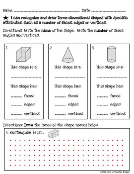 Geometry Common Core Assessment