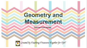 Geometry and Measurement Powerpoint