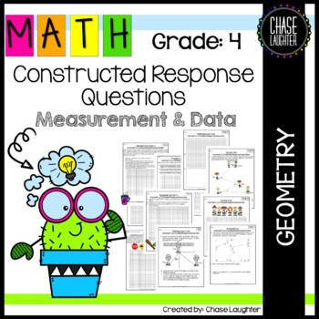 Geometry Constructed Response 4.G.1 ● 4.G.2 ● 4.G.3 ● 4.MD