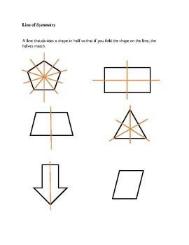2-D Geometry Assessments and Study Guides - Grade 3