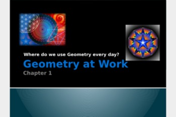 Geometry At Work