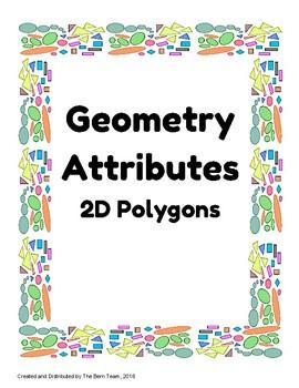 Geometry Attributes- 2D Polygons
