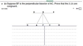 HS [Remedial] Geometry B Sampler: (textbook-less course)-34 pgs