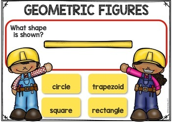 Geometry BOOM CARDS