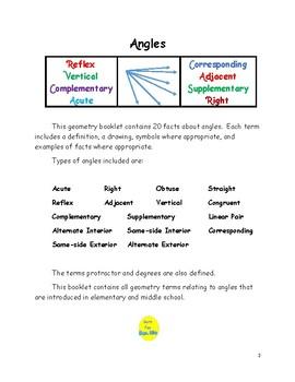 Geometry Basics: Angles