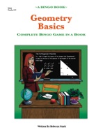 Geometry Basics Bingo Book