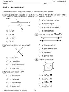Geometry Basics Grades 5-8 SALE 20% OFF 404237