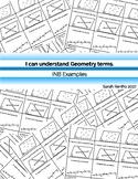 Geometry Basics INB Examples