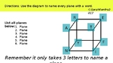 Geometry Basics Interactive Powerpoint Assignment