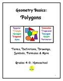 Geometry Basics: Polygons