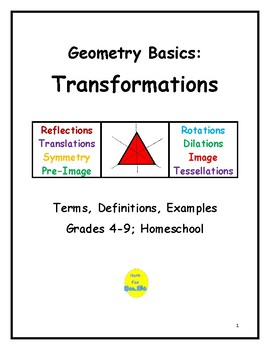 Geometry Basics: Transformations