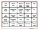 Beginning Concepts Vocabulary Matching Activity