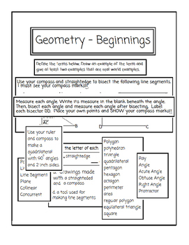 Geometry-Beginnings