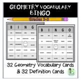 Geometry Bingo 2