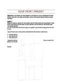 Geometry Blue Print Project