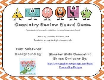 Geometry Board Game