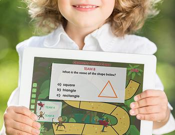 Geometry: Board Game - MAC Gr. PK-2