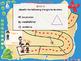 Geometry: Board Game - NOTEBOOK Gr. 3-5