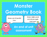 Monster Geometry Book