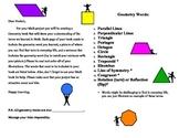 Geometry Book Mini Project