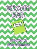 Geometry Book {Printable Booklet}