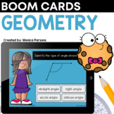 Geometry Boom™ Cards - Distance Learning