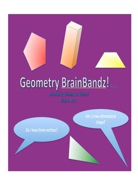 Geometry BrainBandz Game