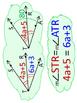 HS Geometry _ Word Wall: Segment Bisectors  Angle Bisectors /Sorting Activity