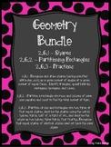 Geometry Bundle : 2.G.1, 2.G.2, and 2.G.3