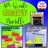 Geometry Bundle 4th Grade