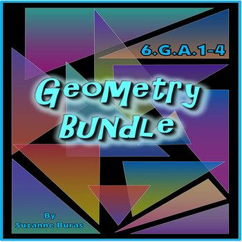 Geometry Bundle: 6.G.A.1-4