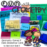 Fun with Geometry: Games, Activities, and Reference Squares