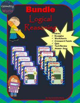 Geometry Bundle: Logical Reasoning